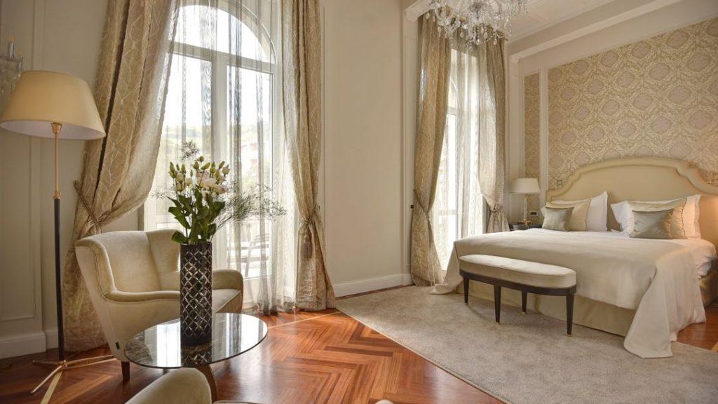 Sissi & Franz Joseph Suite 60 m² Pogled More i Balkon-1