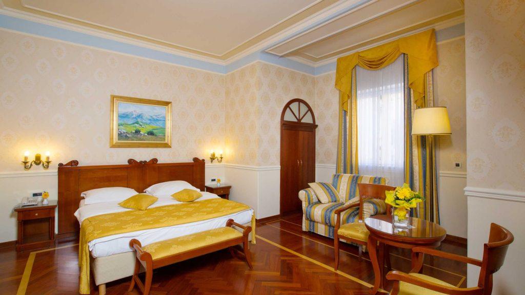Dvokrevetna Soba 25m2 Pogled Opatija_1