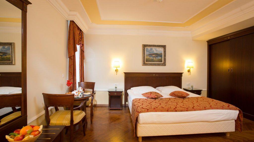 Standard Dvokrevetna Soba 22 m² Pogled More_0