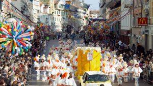Sfilata internazionale di carnevale a Fiume – la più grande manifestazione carnevalesca della Croazia-2