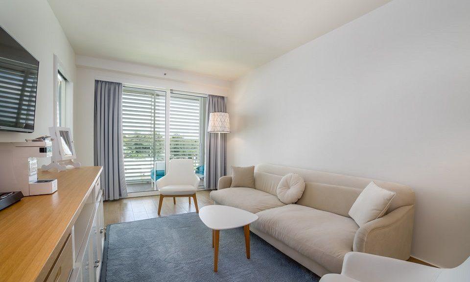 Suite 55 mq cortile/giardino con balcone_11