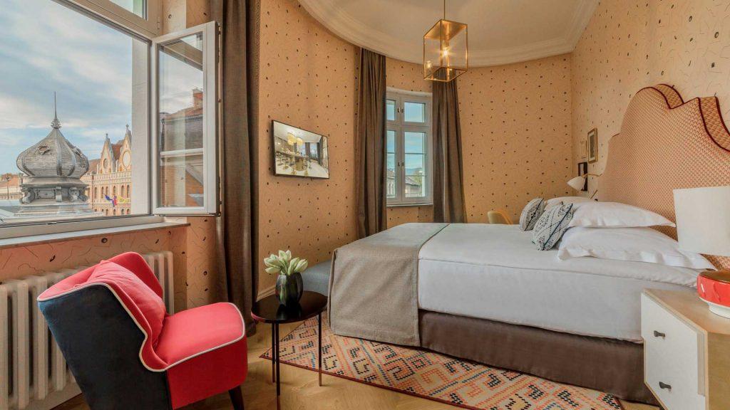 Camera accogliente 20-23 mq Vista sulla città_7
