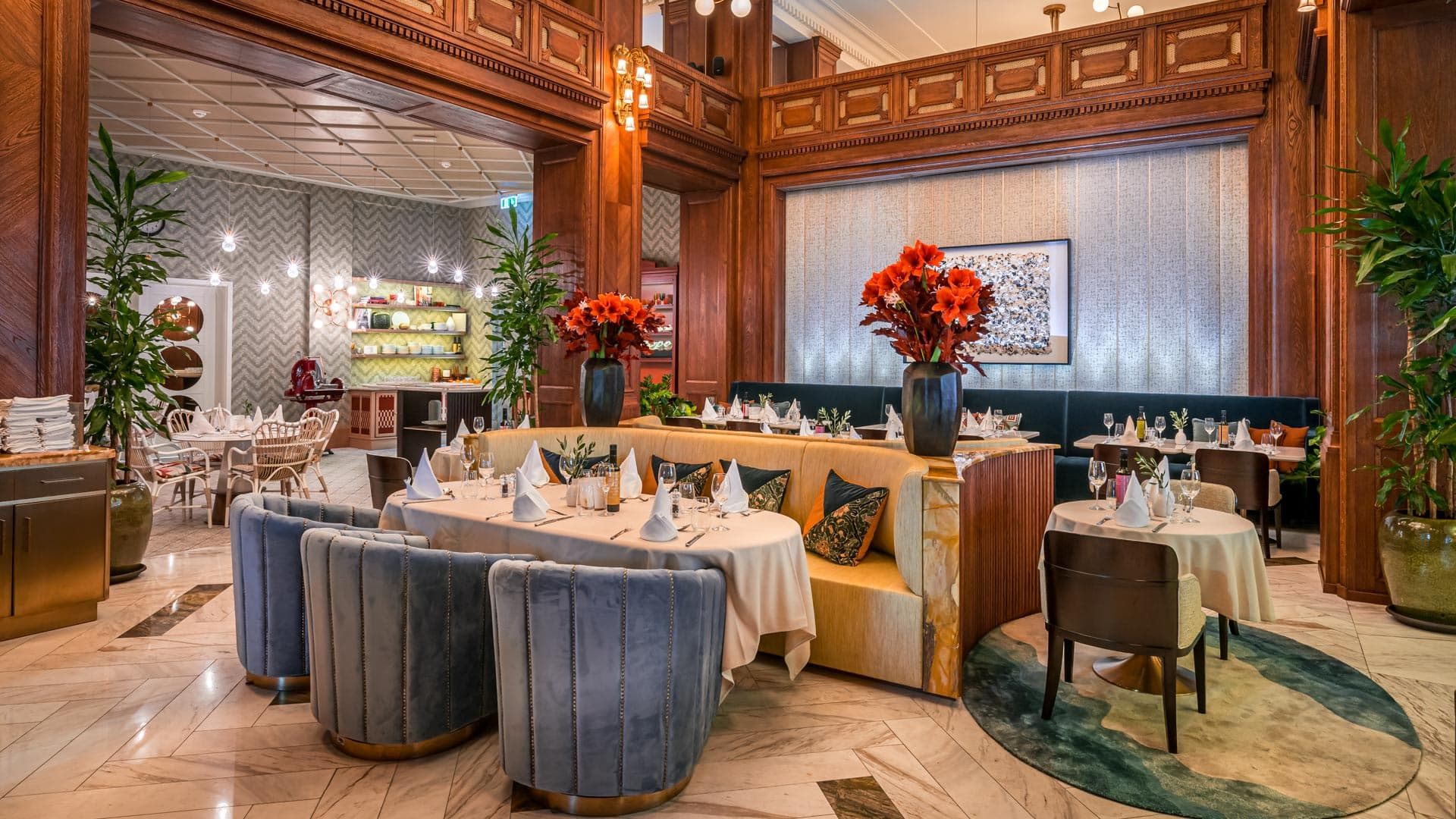 Restaurant Bar Capital Amadria Park Official Web