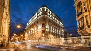 Amadria Park Hotel Capital Zagreb Outside