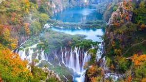 Plitvice Lakes National Park – World Heritage Site-9