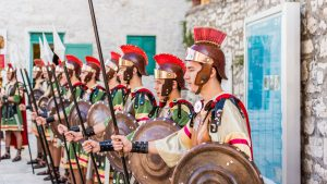 Medieval Fair in Šibenik-22