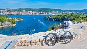 Biking in the Šibenik region-19