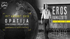 Concert: EROS RAMAZZOTTI-3