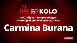 Šibenik 'Kolo' & guests perform Carmina Burana-2