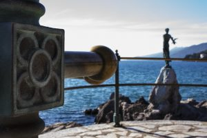 Symbol of Opatija – an iconic statue-11