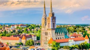 Zagreb Cathedral – Croatia's tallest building-6