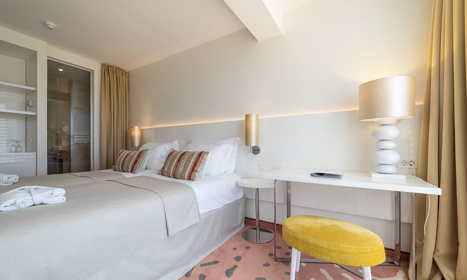 Double or Twin Room 22m² Park View_6
