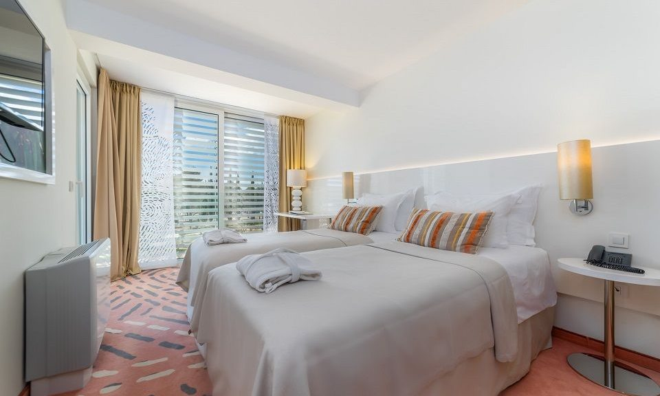 Double or Twin Room 22m² Park View with Balcony_8