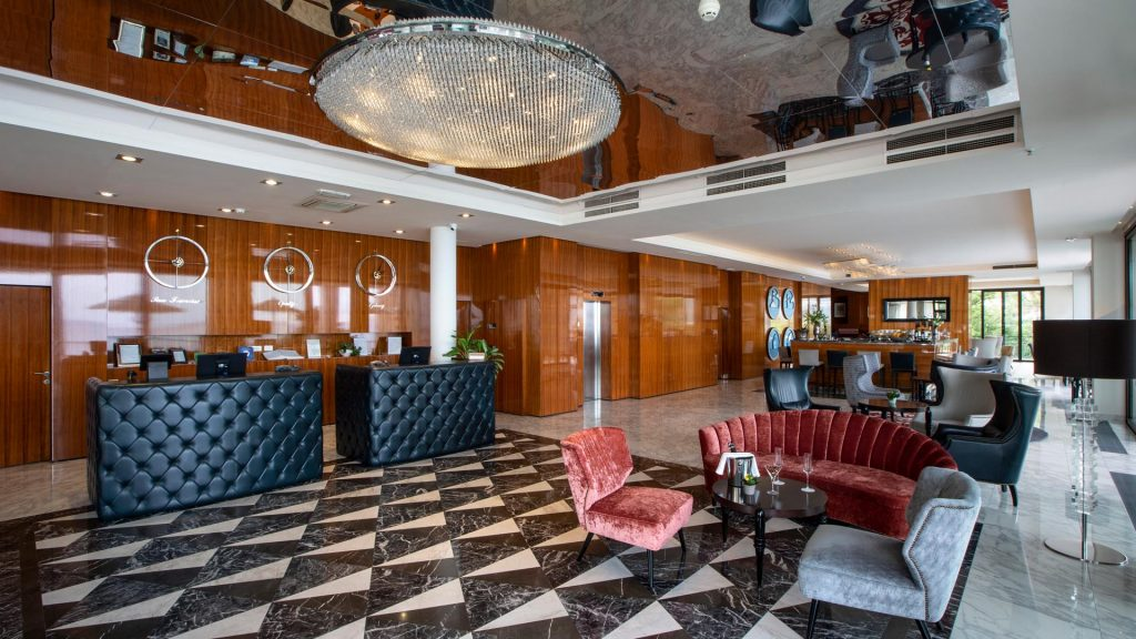 Amadria park royal hotel in opatija croatia official web for Design hotel royal opatija