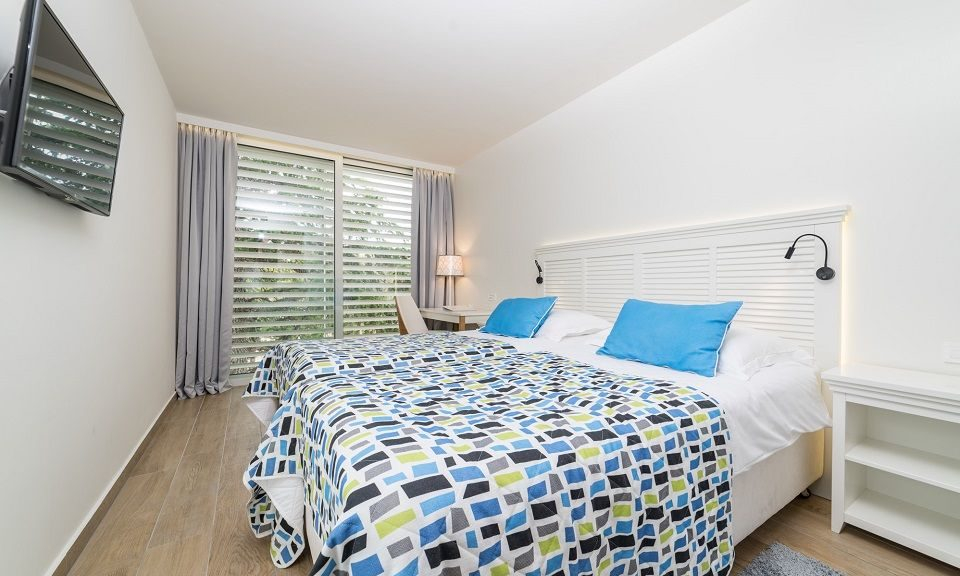 Double or Twin Room 22m² Park View with Balcony_1