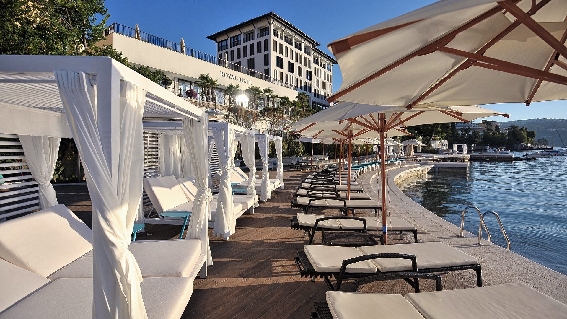 amadria park royal hotel in opatija croatia official web